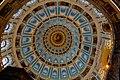 Внутренняя часть шатра ротонды Воскресенского собора монастыря Новый Иерусалим. Истра, Московская обл.jpg