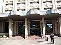 Главный вход в Лечебно-оздоровительный комплекс «Алатау»-1.jpg