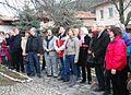 """Дипломатите посетиха църквата """"Св. Теодор Тирон и Св. Теодор Стратилат"""" в село Добърско (13213200205).jpg"""