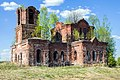Ильинская церковь в урочище Рязань Слободского района1.jpg