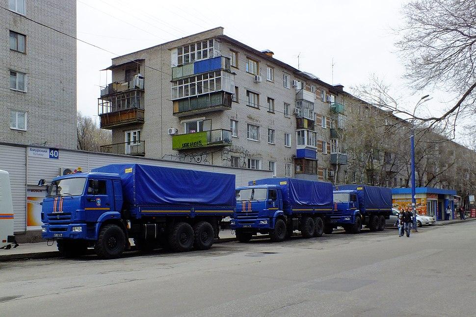 Камаз-43118 МЧС ф2