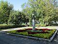 Колыванская ваза в честь 250-летия г. Барнаула,- проспект Ленина, 7-11, Барнаул, Алтайский край.jpg