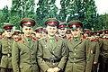 Лейтенант Дорофеев А.А. командир разведроты. Гримма. ГСВГ 1970 год..jpg