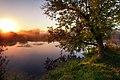 Літній ранок на річці Вовча.jpg