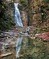 Манявский водопад. Декабрь, 2014.jpg