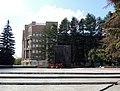 Машиностроителей 4 Гостиница «Мадрид» - со стороны площади Первой Пятилетки.JPG