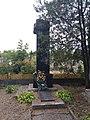 Могила героя Радянського Союзу І. Лавриненка, вул. Міцкевича, військове кладовище.jpg