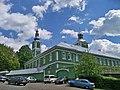 Мукачеве .Келії з дзвіницею Миколаївського монастиря.jpg