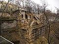 Одеса - Підпірні стіни (Приморський бульвар) P1050232.JPG