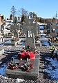 Пам'ятний хрест про Івана Пасевича, на Личаківському цвинтарі..jpg