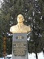 Пам'ятник Двічі Герою Соціалістичної Праці П. О. Желюку в с. Тиманівка 02.jpg