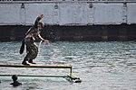 Преодоление водной полосы препятствий участниками международного конкурса по водолазному мастерству «Глубина» АРМИ-2017 (9).jpg