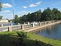 Пушкин. Четвертый Нижний пруд и Пашков мост03.jpg