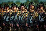 Підготовка Нацгвардії до військового параду на честь Дня Незалежності України 1240 (20299948190).jpg