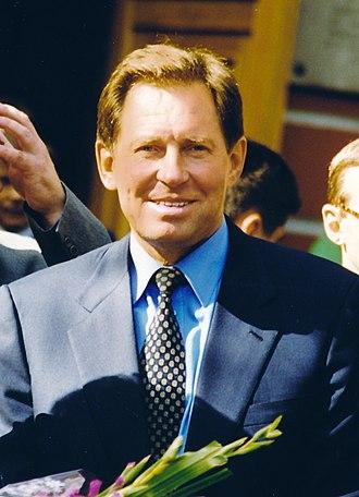 Vladimir Anatolyevich Yakovlev - Yakovlev in 1999