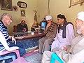 اجتماع مصغر مع أحد العائلات بمدينه نصر.JPG
