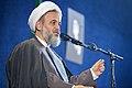 سخنرانی علیرضا پناهیان در جمع هیئت های مذهبی در قصر شیرین به مناسبت بیست و دوم بهمن ماه Alireza Panahian 28.jpg