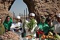 مراسم گاهنبار امرداد در تخت سلیمان.jpg