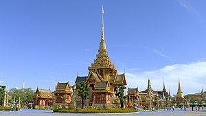 Thai royal funeral - Image: พระเมรุ เจ้าฟ้าเพชร 3