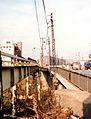 新阪堺の架線柱.JPG