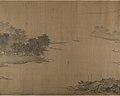 明 佚名 (舊傳)夏珪 《長江萬里圖》 (前半卷)-River Landscape After Xia Gui MET DP165820.jpg