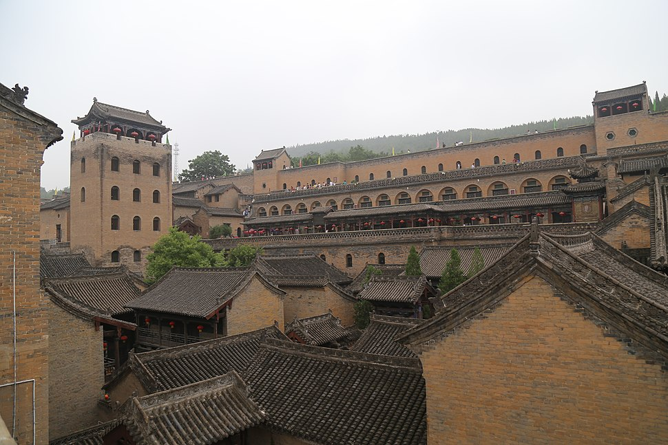 晋城皇城相府 - panoramio (14)