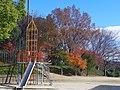 野中宮山児童公園 2012.12.11 - panoramio.jpg