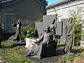 长椿寺雕塑 - panoramio.jpg