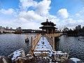 雪天的潍坊学院弘德湖 2929-12-13 35.jpg
