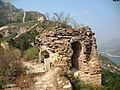 青龙峡古长城局部(The Qinglongxia(Black Dragon Valley) Ancient Great Wall Fort) - panoramio.jpg