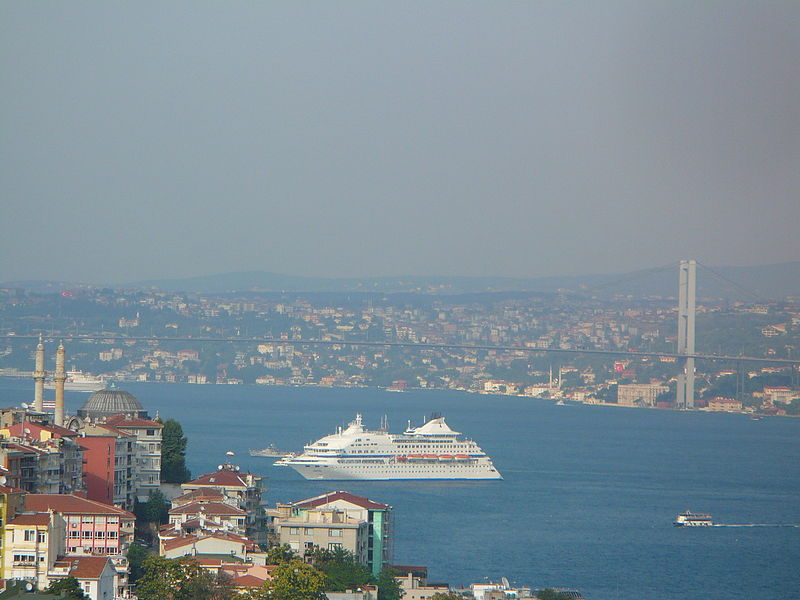 Cruising, Istanbul. From Cruising travel hacks