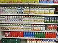 -2019-09-07 UHT milk and specialist milk, Coop, Cromer.JPG