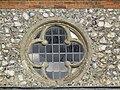 -2020-11-12 Clerestorie trefoil window, All Saints, Upper Sheringham.JPG