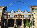 002 Museu de Tortosa, antic escorxador, façana est.JPG