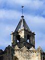 011 Monestir de Sant Cugat del Vallès, campanar del cimbori.JPG