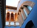 014 Museu de Tortosa, antic escorxador, pati interior.JPG