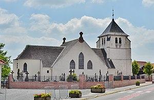 Cambrin - The church of Cambrin
