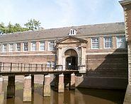 0191Stadhouderspoort, Kasteel van Breda