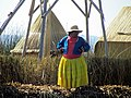 026 People Uros Islands of Reeds Lake Titicaca Peru 3077 (14995248230).jpg