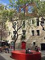 051 B, de Joan Brossa, c. Allada Vermell.jpg