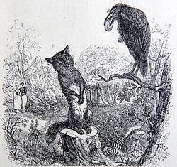 Le Corbeau Et Le Renard Wikipédia