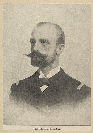 Georg Carl Amdrup - George Carl Amdrup