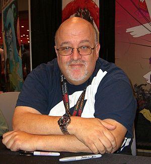 Peter David cover