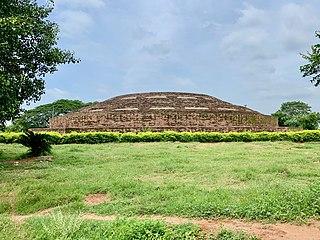 Nelakondapalli Town in Telangana, India