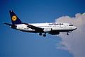 103de - Lufthansa Boeing 737-530; D-ABIE@ZRH;11.08.2000 (5164326148).jpg