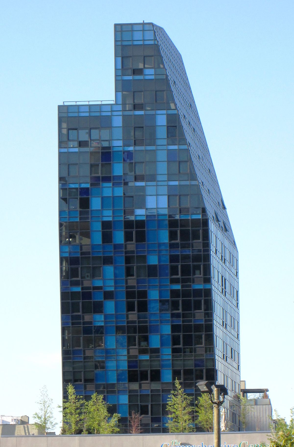 Blue Condominium - Wikipedia