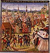 Capture of Jerusalem in 1099