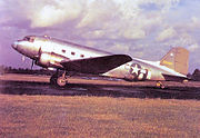 10th Transport Group Douglas C-47B-25-DK Skytrain 44-76404
