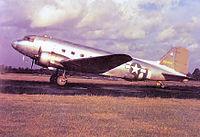 10th Transport Group Douglas C-47B-25-DK Skytrain 44-76404.jpg