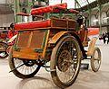 110 ans de l'automobile au Grand Palais - Hurtu dos-à-dos - 1896 - 007.jpg